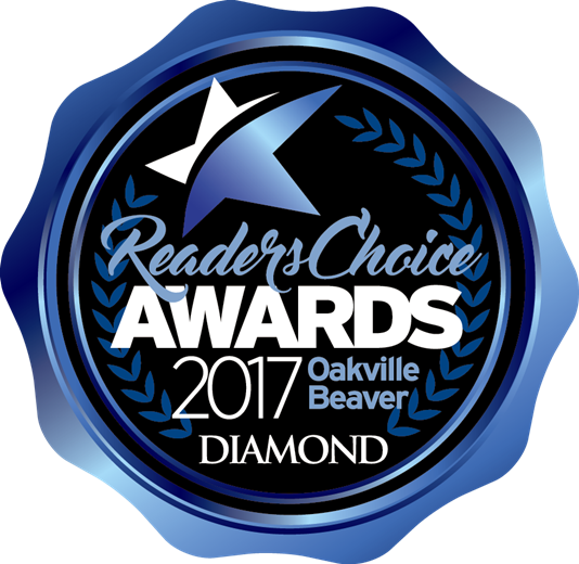 Reader's Choice Award - Diamond